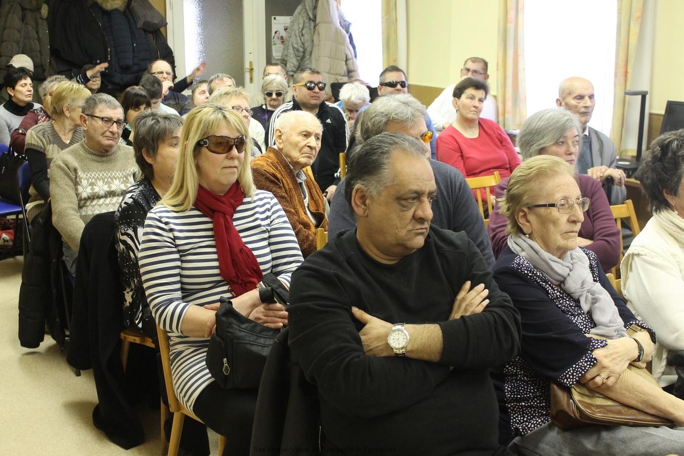 Sokan jöttek az elnökválasztó, tisztújító közgyűlésre.