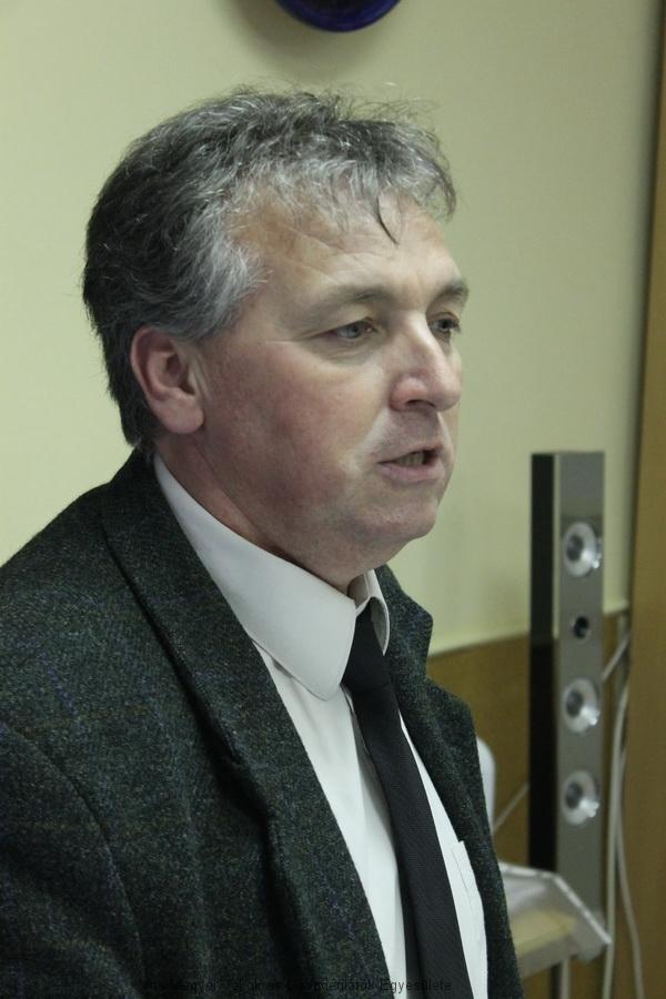 Bősze György az újraválasztott elnök