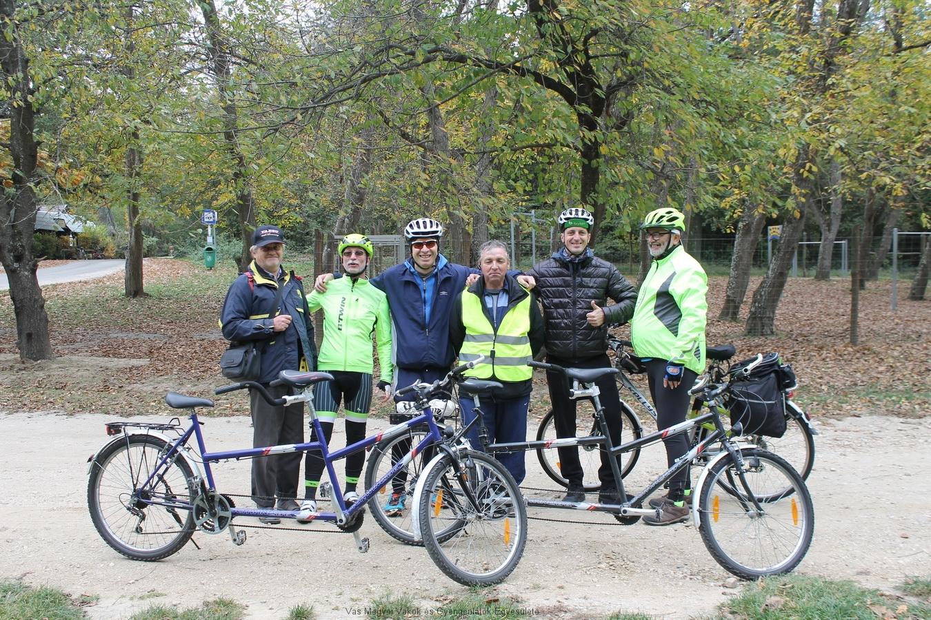 Előkerültek a tandem kerékpárok