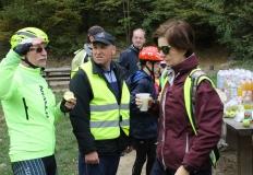 Tagjaink is részt vettek a kerékpáros napon.
