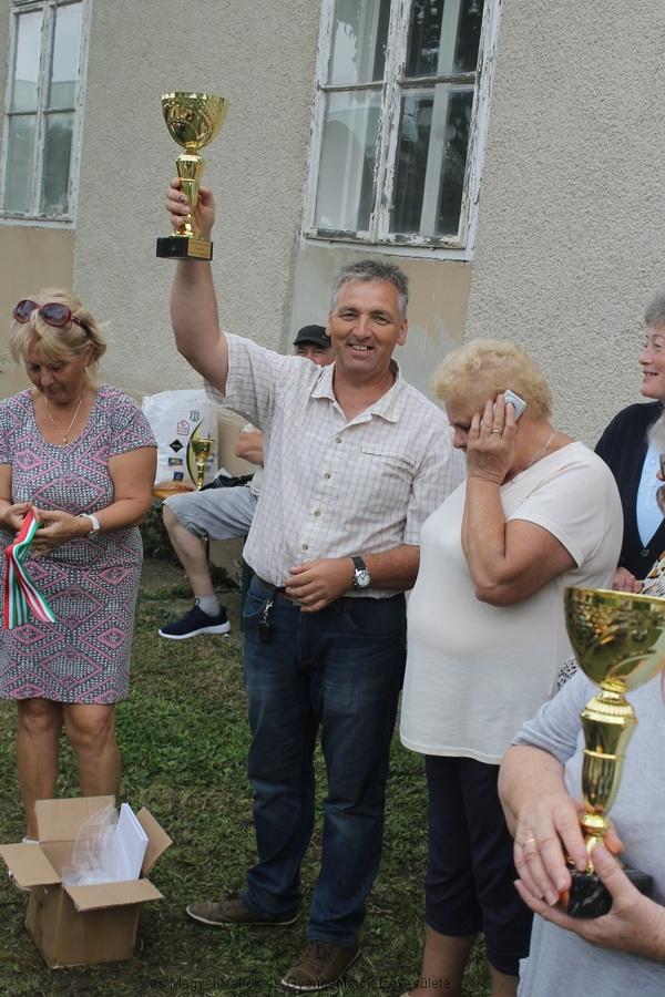 Az első helyezést a VGYVE csapata hozta el.